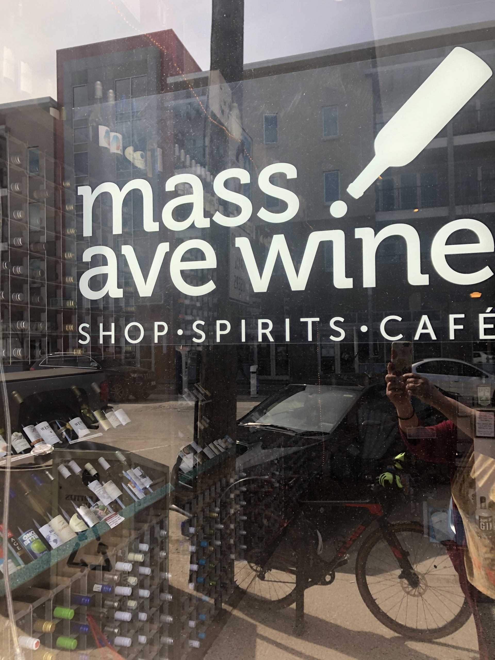 Mass Ave Wine Shop
